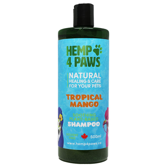 Natural Tropical Mango Shampoo 500ML