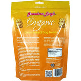 GL ORGANIC PUMPKIN DOG TREATS 379G