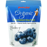 GL ORGANIC BLUEBERRY DOG TREATS 379G