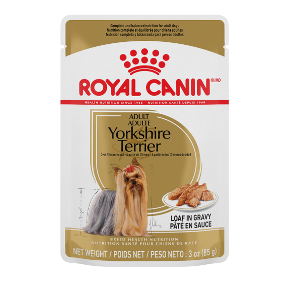 RC BHN Yorkshire Loaf in Gravy Pouch 12/85 gm