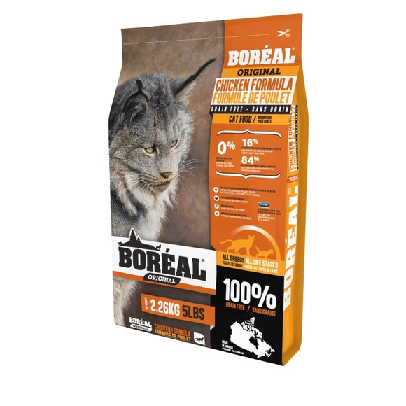 BOREAL ORIGINAL Cat GF Chicken 2.26kg