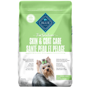 Blue Dog True Solutions Skin & Coat Care Adult Salmon