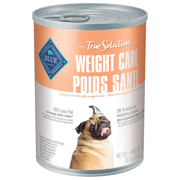 Blue Dog True Solutions Weight Care Adult 12/12.5 oz