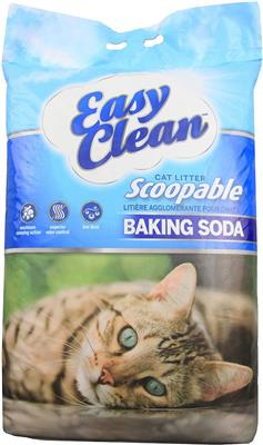 Easy Clean Baking Soda Clumping Litter