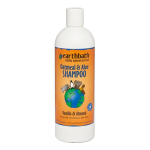 EARTHBATH Vanilla & Almond Oatmeal & Aloe Shampoo 473ml