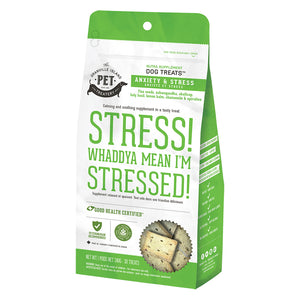 Granville Island Pet Treatery-Stress! Whaddya Mean I'm Stressed! 240GM