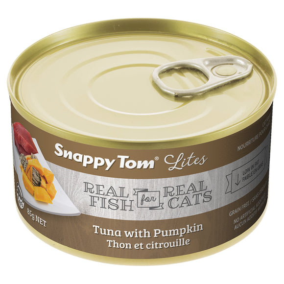 Snappy Tom Tuna with Pumpkin 24/85GM | Cat