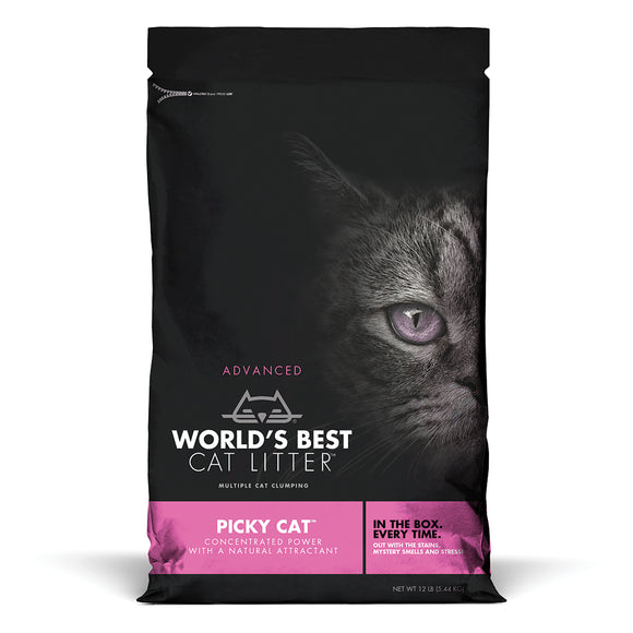 World's Best Picky Cat 5.44kg