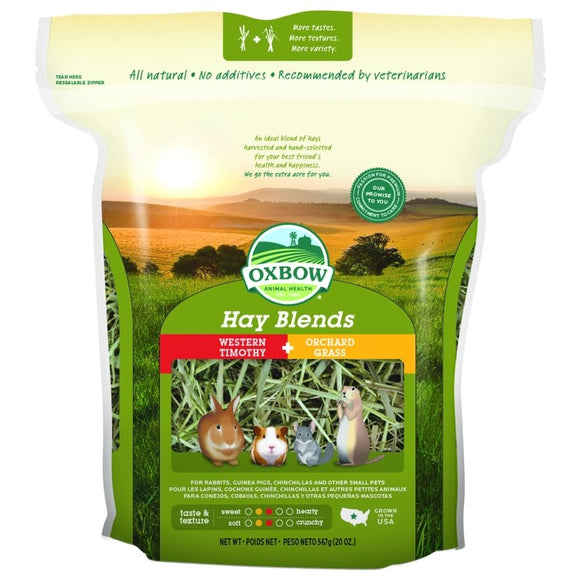 OXBOW Hay Blends - Timothy / Orchard