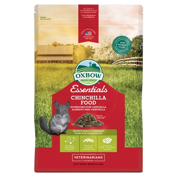 OXBOW Chinchilla 1.36kg