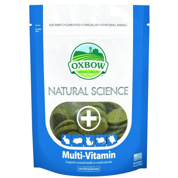 OXBOW NS Multi-Vitamin Supplement 60 ct