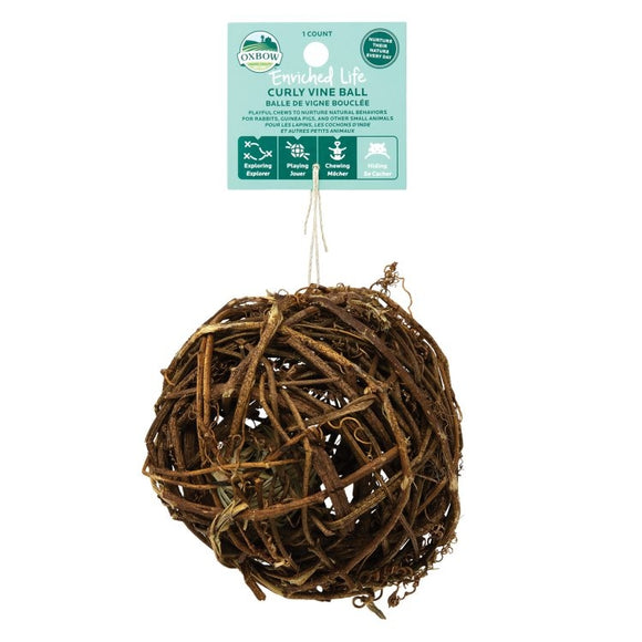 Oxbow Curly Vine Ball - Large