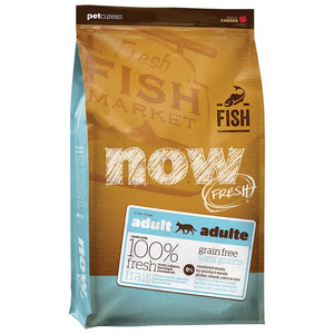 NOW Trout Salmon & Herring Adult | Cat