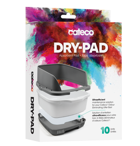 Cateco Replacement Dry-Pad 10pk