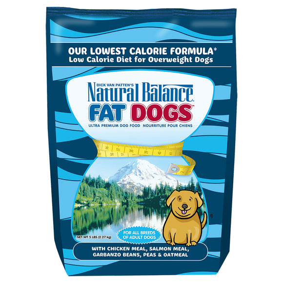NB Fat Dogs Low Calorie Chicken & Salmon
