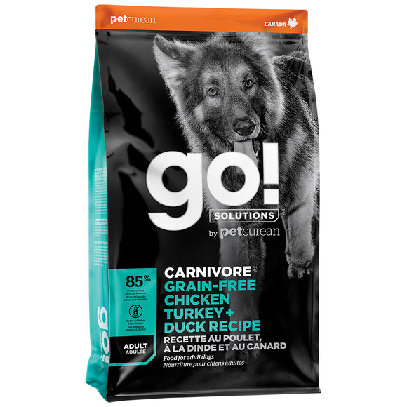 GO! Carnivore ChickTurkey & Duck Adult DOG