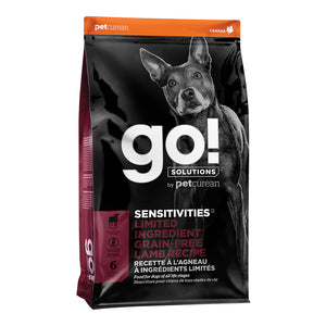 GO! Sensitivities LID GF Lamb DOG