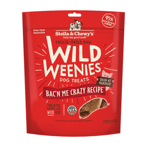 SC Wild Weenies Bac'n Me Crazy Recipe 3OZ