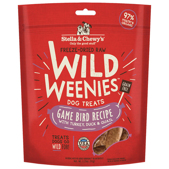 SC Wild Weenies Game Bird 3.25OZ