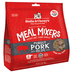 Stella & Chewy's FD Meal Mixers Purely Pork