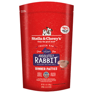 Stella & Chewy's Frozen - Absolutely Rabbit Dinner