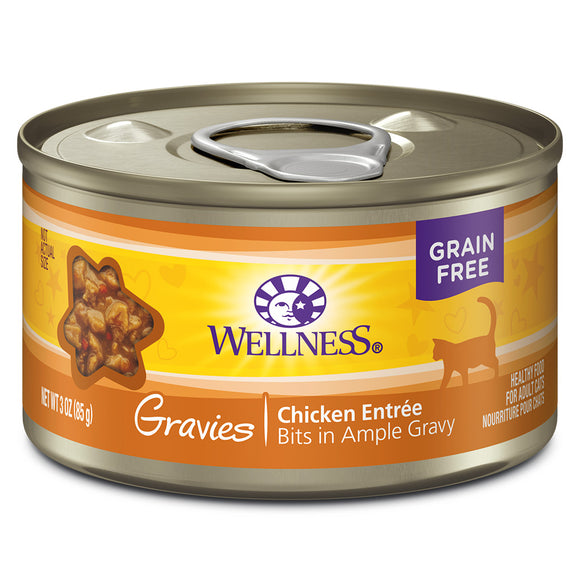 WELLNESS Complete Health Chicken Entree in Gravy