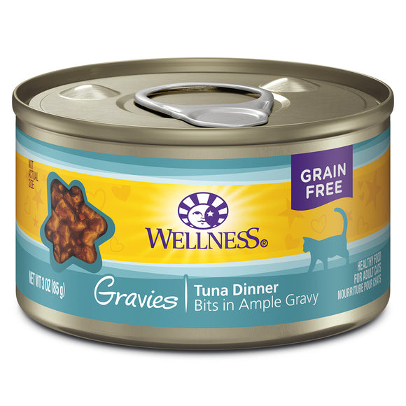 WELLNESS Gravies Tuna Dinner Bits in Gravy