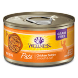 WELLNESS Pate Chicken Entree 24/3OZ | Cat