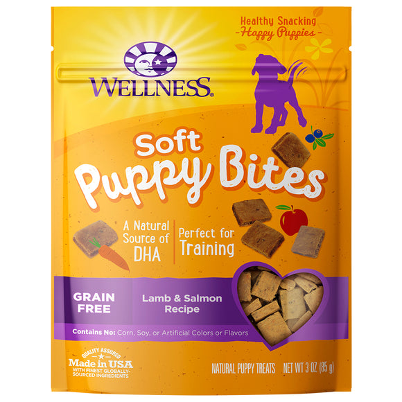 WELLNESS-Just For Puppy 3OZ