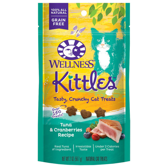 Kittles Tuna & Cranberries | Cat