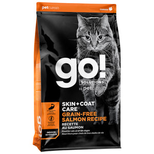 GO! Skin & Coat Salmon | Cat