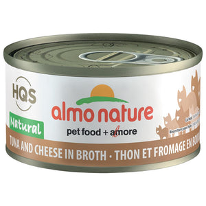 Almo-Tuna & Cheese in Broth 24/70GM | Cat