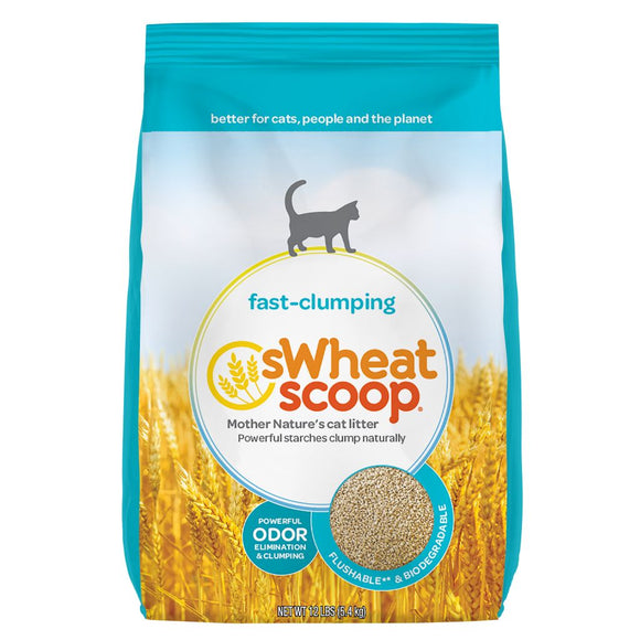 Swheat Scoop Fast Clumping Litter