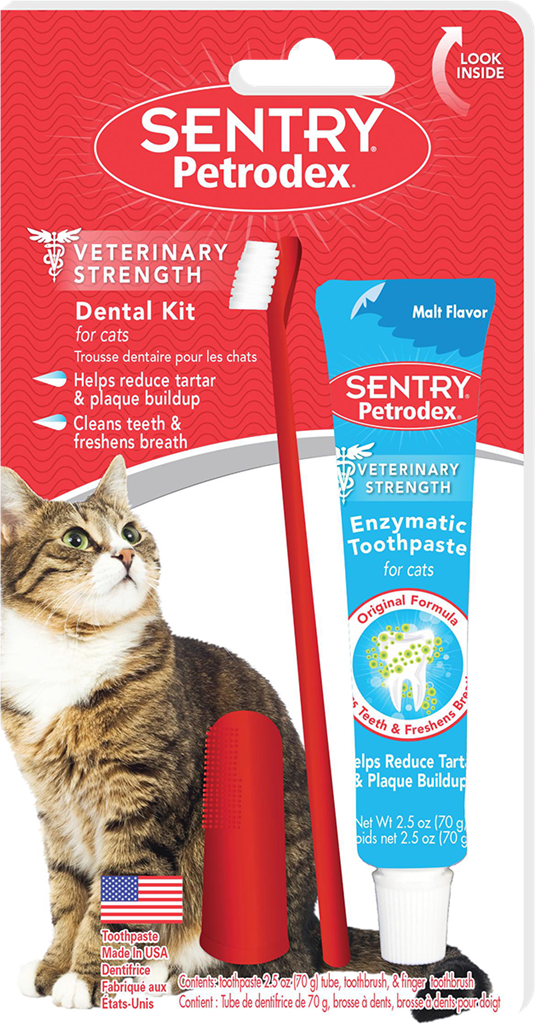 Petrodex Enzymatic Dental Kit | Cat