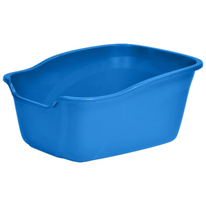 High Side Litter Pan Large 19x17x9 3/8""