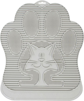 Paw Cleaning Litter Mat