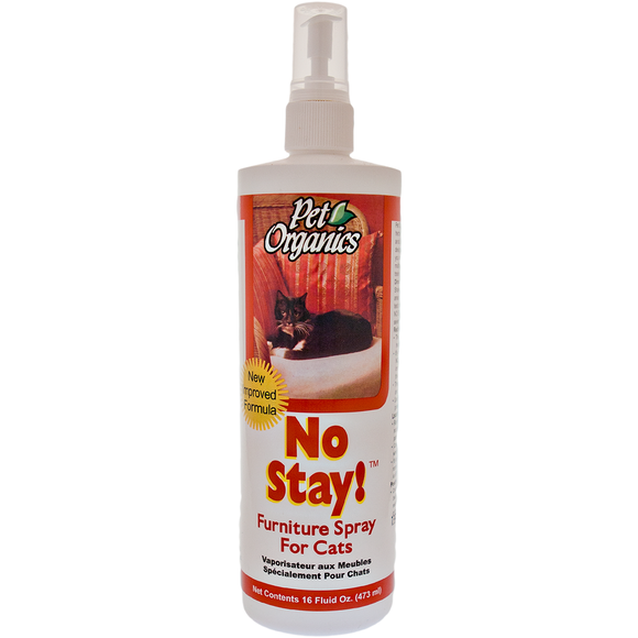 No Stay Furniture Spray Cat 16OZ