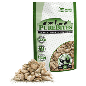 Pure Bites-Chicken & Catnip Value | Cat