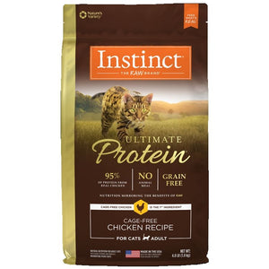 INSTINCT Cat Ultimate Protein Chicken 1.81kg
