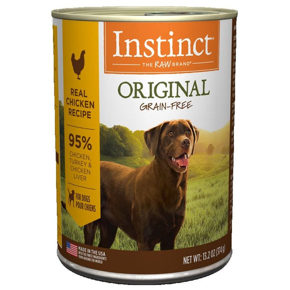 INSTINCT Dog Original Chicken 6/374g