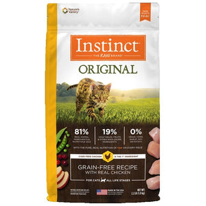 INSTINCT Cat Original Chicken 1 kg/2.2kg/4.98kg