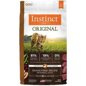 INSTINCT Cat Original Duck 2kg