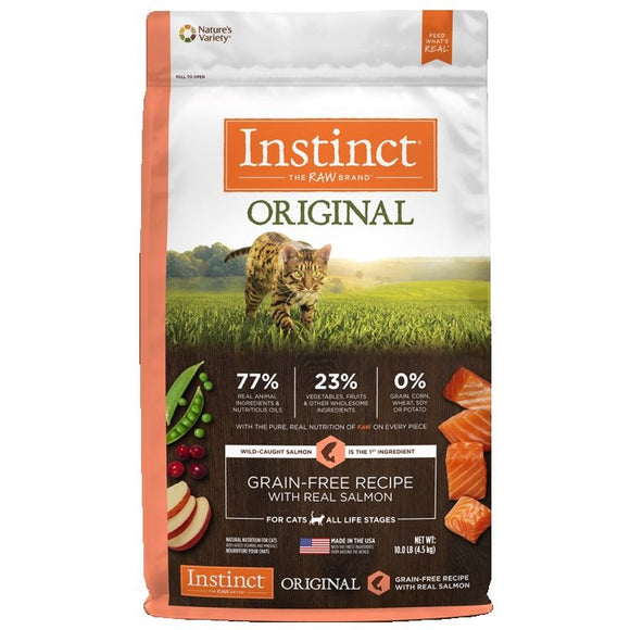 INSTINCT Cat Original Salmon 4.54kg
