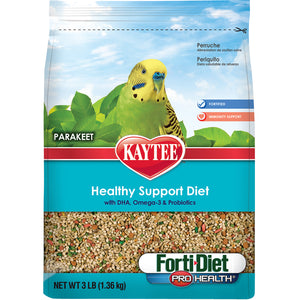Forti-Diet Pro Health Parakeet Food