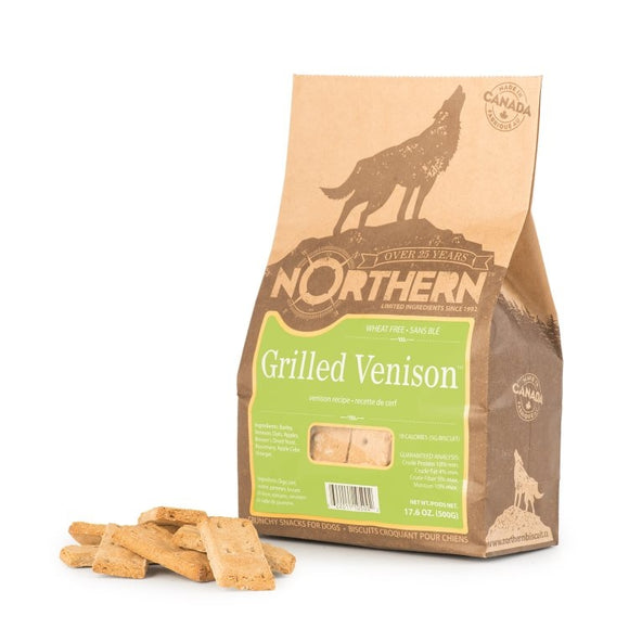 Northern Biscuits Wheat Free Grilled Venison 500g