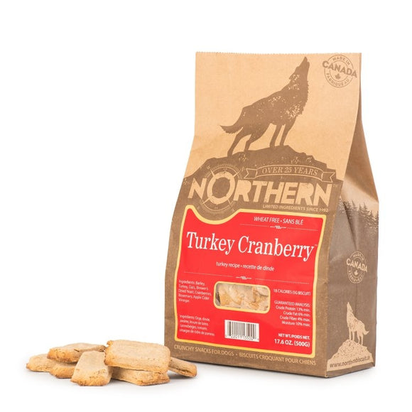 Northern Biscuits Wheat Free Turkey Cranberry 500g