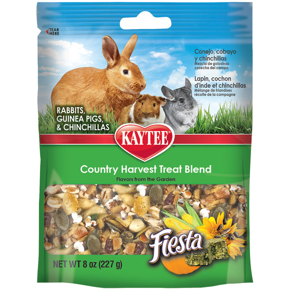 Kaytee Fiesta Awesome Country Harvest Treat Blend 7OZ