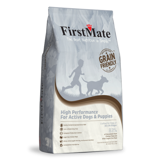FirstMate Dog GFriendly High Performance