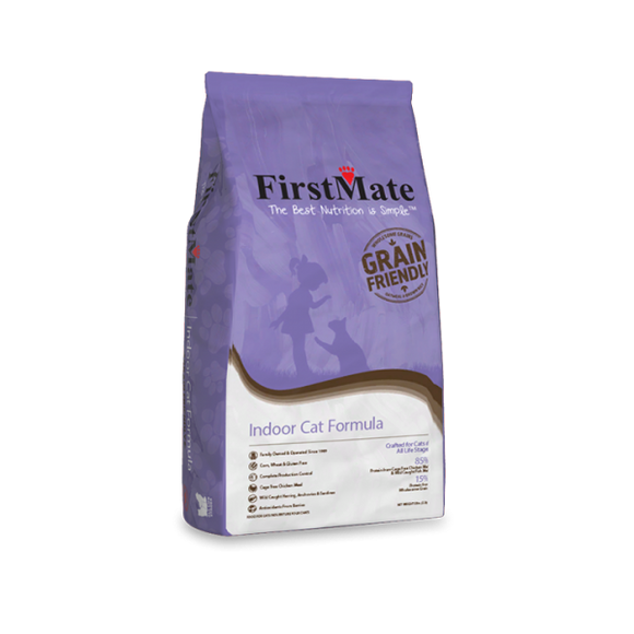 FirstMate Cat Indoor GFriendly