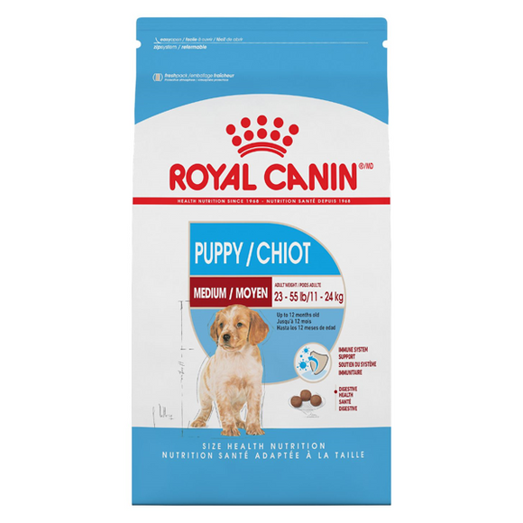 ROYAL CANIN SHN Medium Puppy